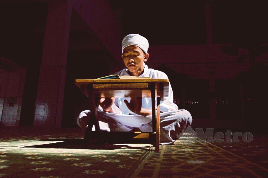 ALLAH permudahkan segala jalan bagi seseorang Muslim untuk menuju keredaan Ilahi. FOTO Hafiz Sohaimi