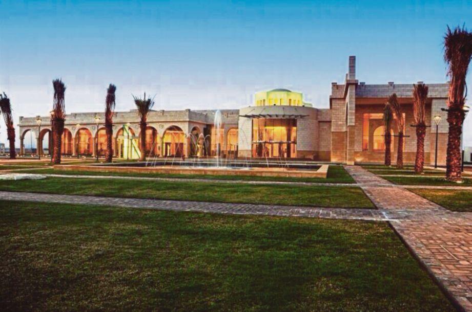 Muzium Dar Al-Madinah.