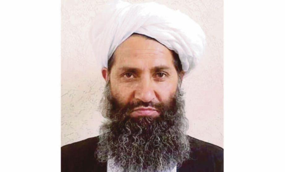 MULLAH Haibatullah Akhundzada.