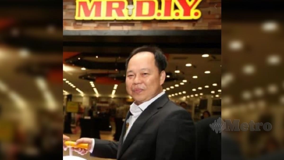 Tan Yu Yeh yang memiliki MR DIY