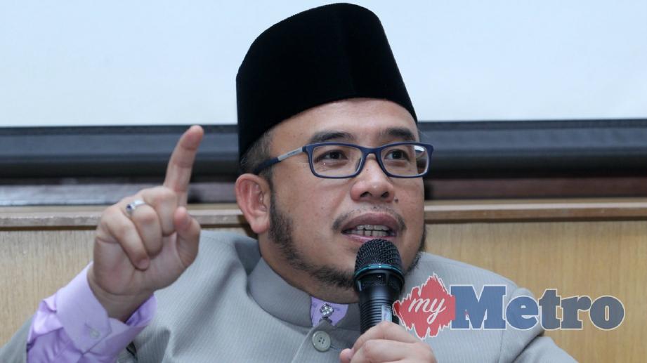 MUFTI Perlis, Datuk Dr Mohd Asri Zainul Abidin. FOTO NSTP