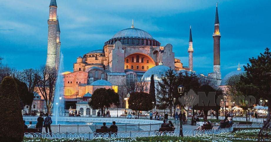 TANDA hampirnya kiamat  ialah penaklukan Kota Konstantinopel oleh umat Islam.