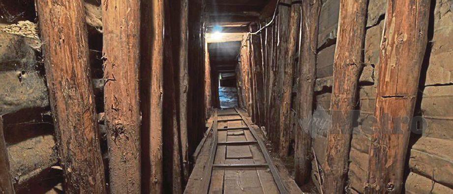 TUNNEL of Hope yang menjadi terowong keluar masuk rakyat Bosnia daripada kepungan tentera Serbia bagi mendapatkan bekalan makanan dan ubat-ubatan ketika Perang Bosnia.