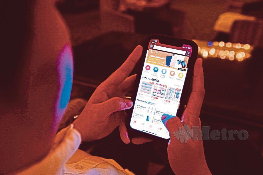 ADUAN mengenai penipuan dalam talian adalah kedua tertinggi dicatatkan selepas aduan harga barang sepanjang tempoh PKP dilaksanakan.