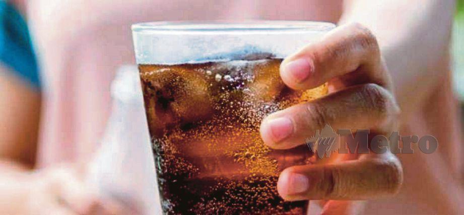 AIR bikarbonat mengandungi gula tambahan.