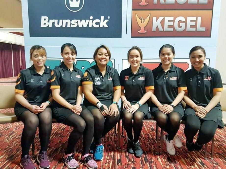 SKUAD boling wanita negara  peroleh tonik terbaik selepas memenangi Kejohanan Boling Dunia di Las Vegas baru-baru ini.