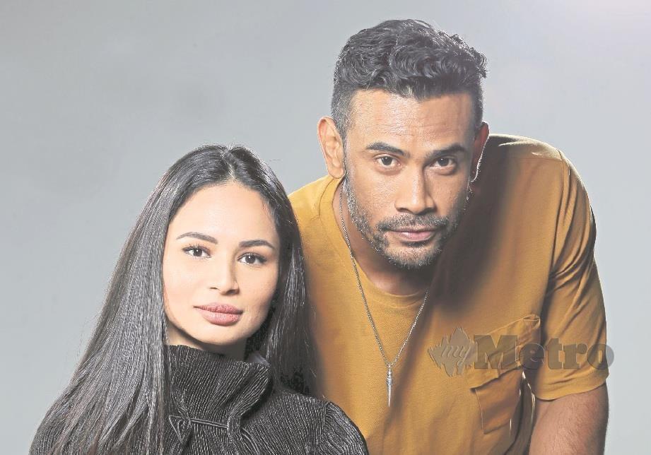 IZARA dan Remy puas hati masing-masing berikan yang terbaik untuk drama Ombak Rindu The Series.