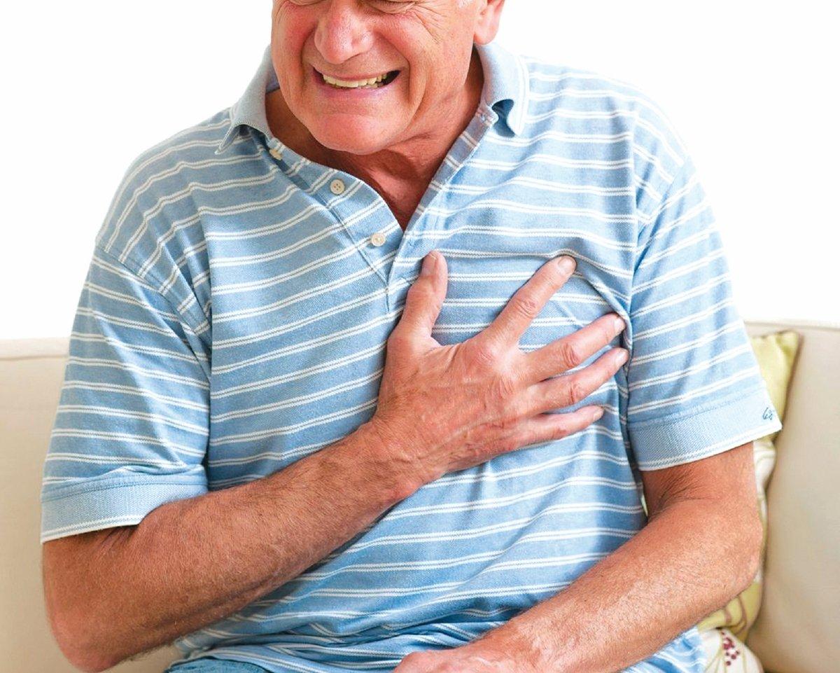 INDIVIDU berusia 50 hingga 60 tahun adalah paling berisiko terkena serangan jantung. - FOTO Google