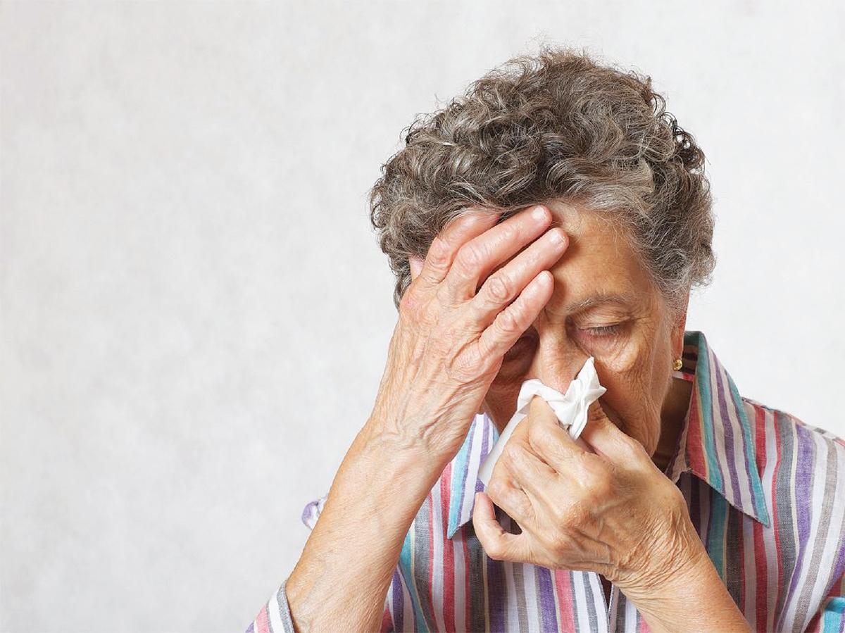 KEMATIAN warga emas disebabkan penyakit influenza tinggi.