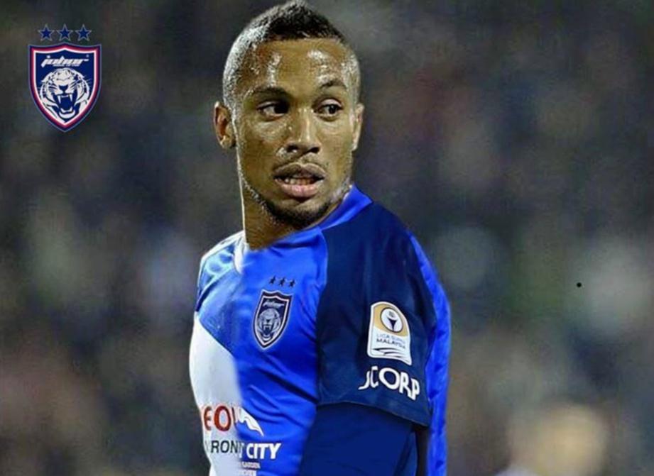 BEKAS pemain tengah remaja kebangsaan Perancis dan Lyon, Harry Novillo sertai JDT.