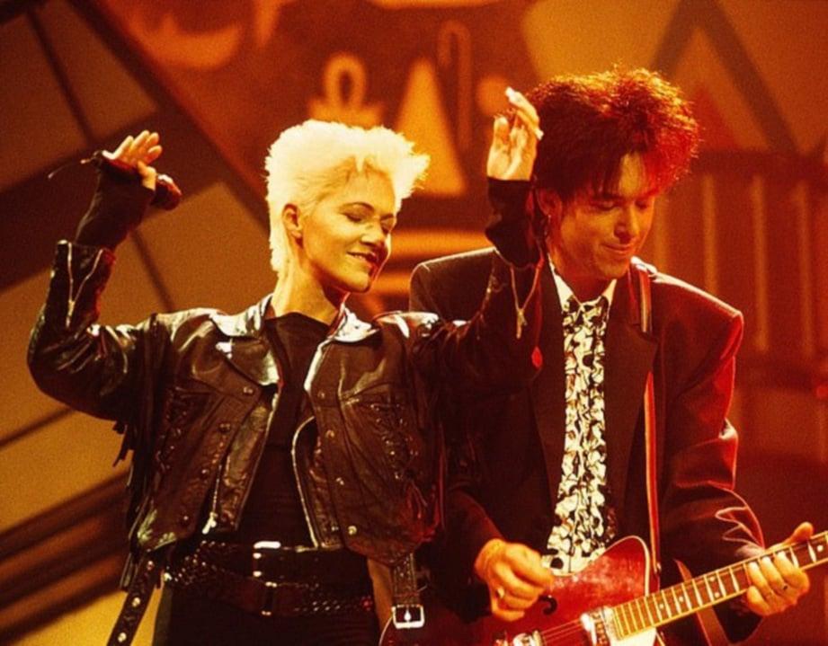 MARIE yang menganggotai Roxette bersama Per Gessie popular dengan pelbagai lagu termasuk 'It Must Have Been Love'.