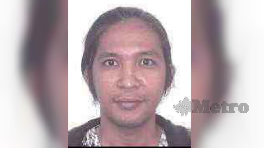 AZIZI Abu Bakar, 34, dikesan pihak polis untuk menghadiri perbicaraan kes dadah di Mahkamah Seksyen Kajang pada 13 November ini. FOTO Ihsan PDRM