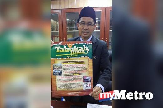 Kedah saman lelaki sengaja tinggal solat Jumaat bermula 1 Jun