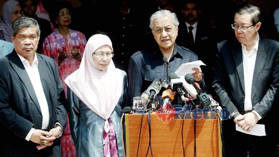 Image result for PM UMUM 10 KEMENTERIAN UTAMA
