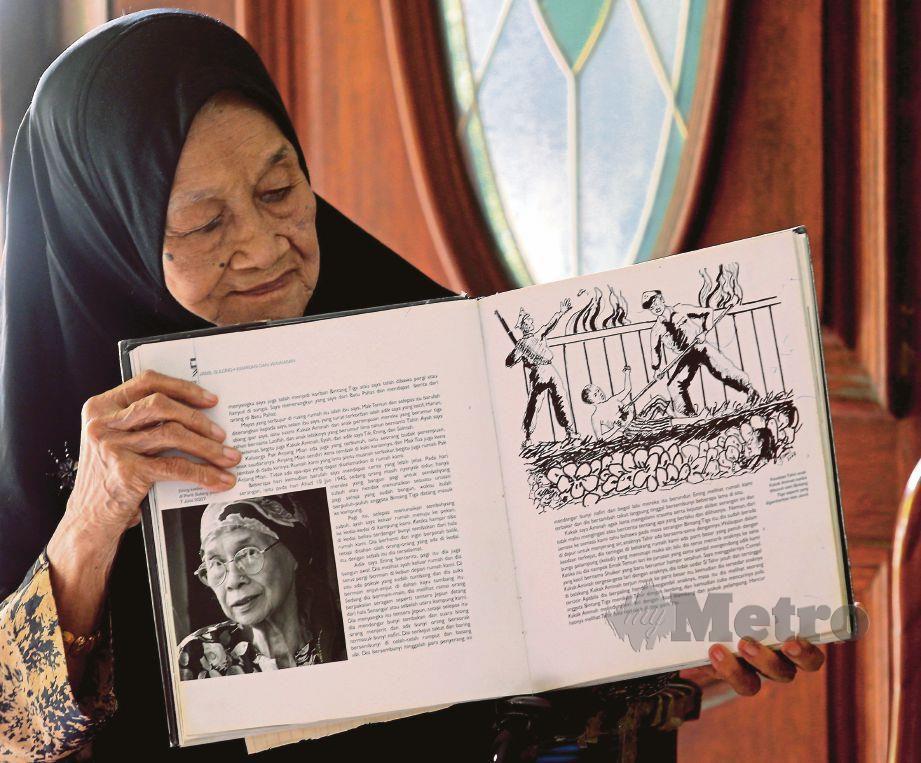 TIK melihat kisah kejadian yang dibukukan yang bertajuk Jamil Sulong Warisan Wawasan keluaran Dewan Bahasa dan Pustaka.