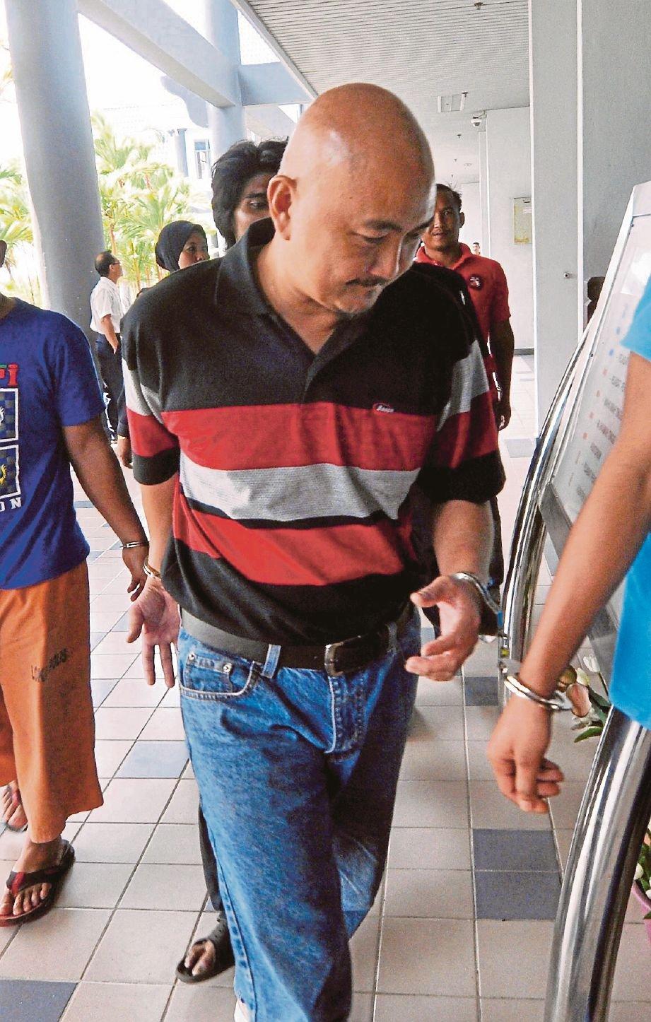 FAZILAN   dihadapkan ke Mahkamah Majistret atas pertuduhan mencabul seorang remaja  berusia 14 tahun.