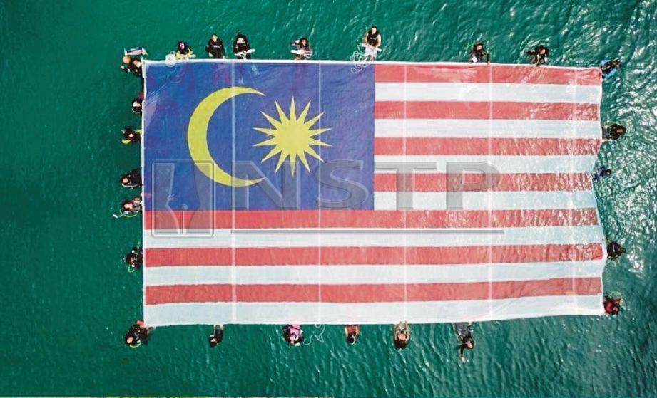 MALAYSIA terus aman walaupun banyak negara  Islam bergolak.