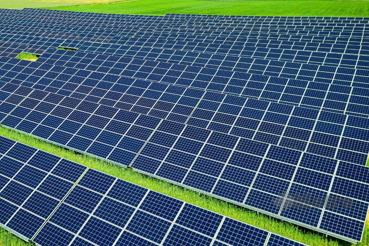Projek Solar Berskala Besar yang dibiayai Affin Islamic.