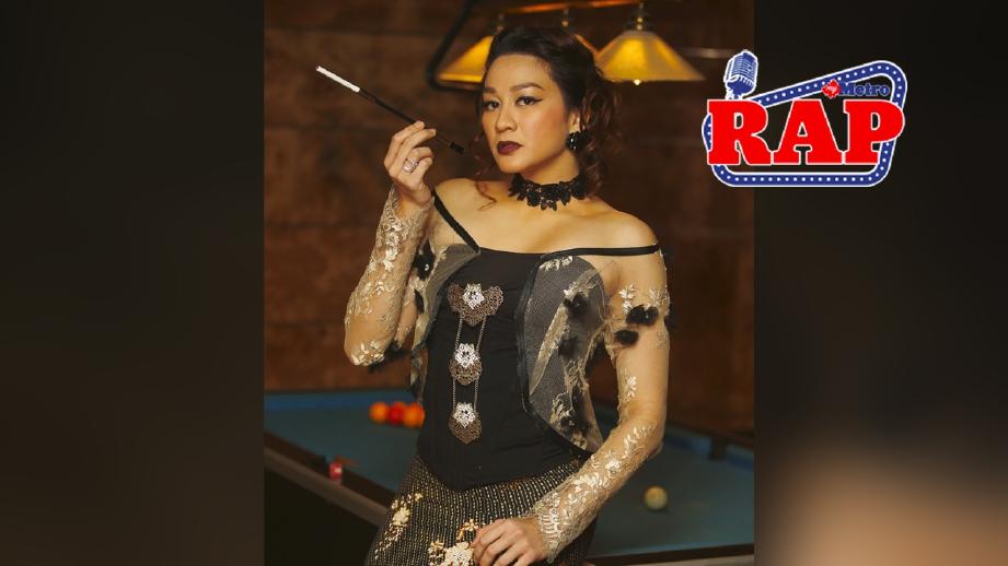 Dynas dalam drama bersiri KL Gangster: Underworld. FOTO NURUL SHAFINA JEMENON