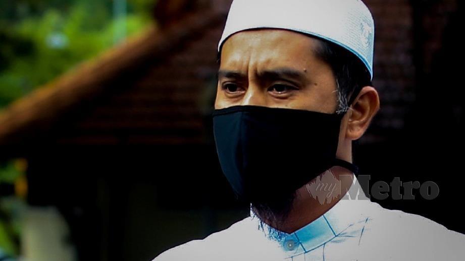 ASRI Janggut hadir di Bukit Aman. FOTO Aswadi Alias
