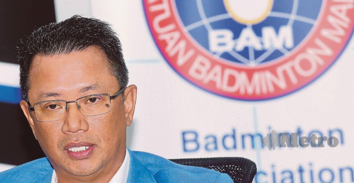 Presiden BAM, Tan Sri Mohamad Norza Zakaria. FOTO File NSTP
