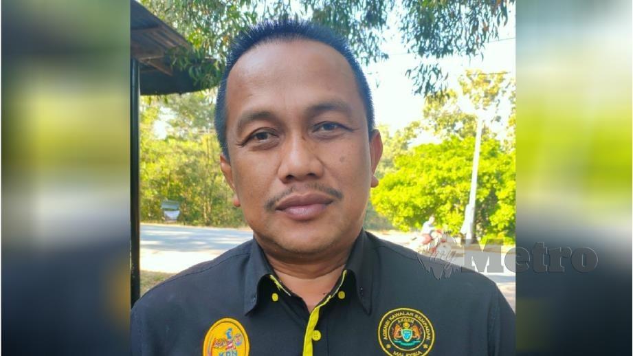 Mohd Khairi. FOTO Zuliaty Zulkiffli