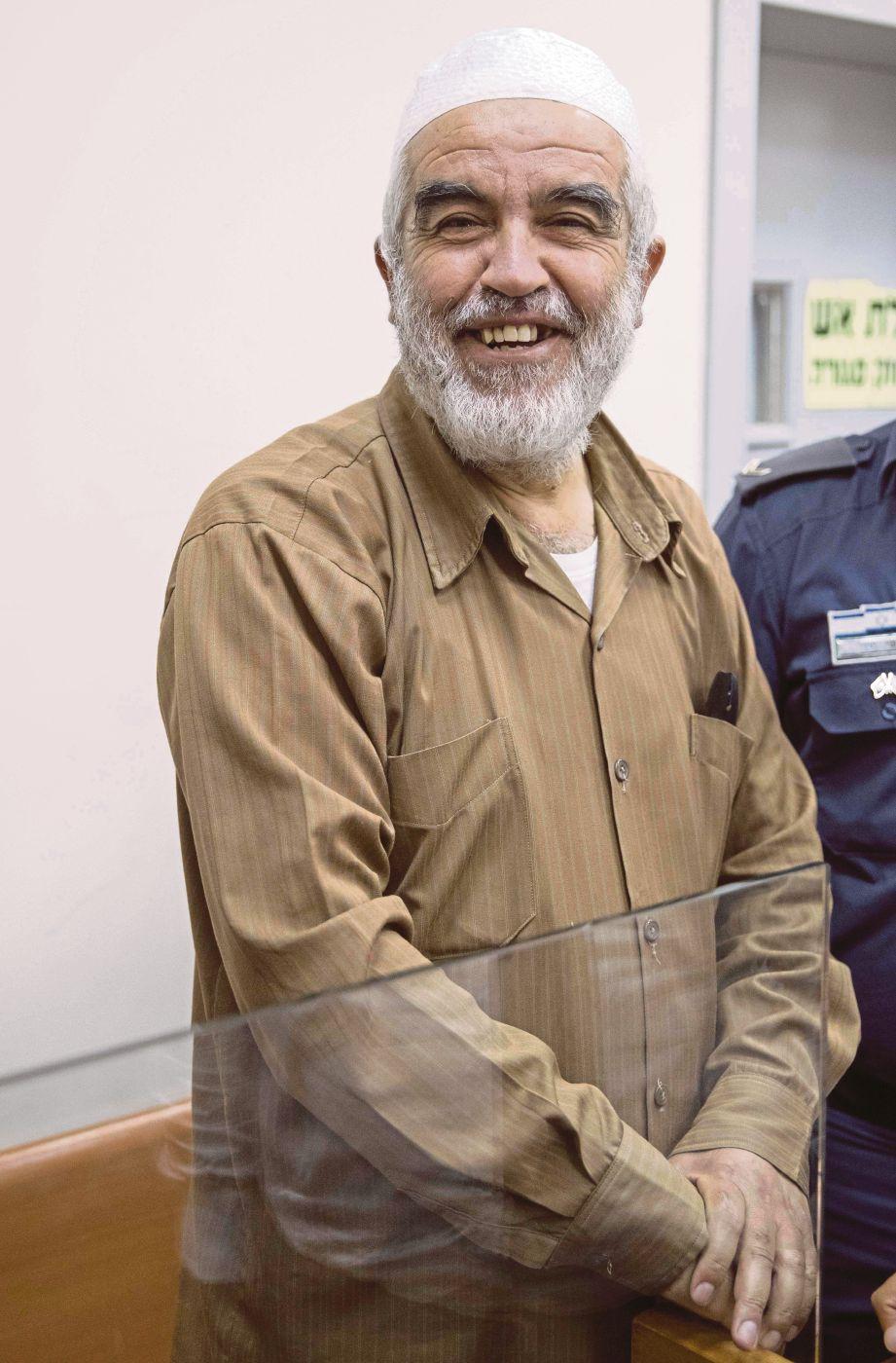 Seorang ulama dituduh menghasut keganasan di tapak suci Baitulmaqdis