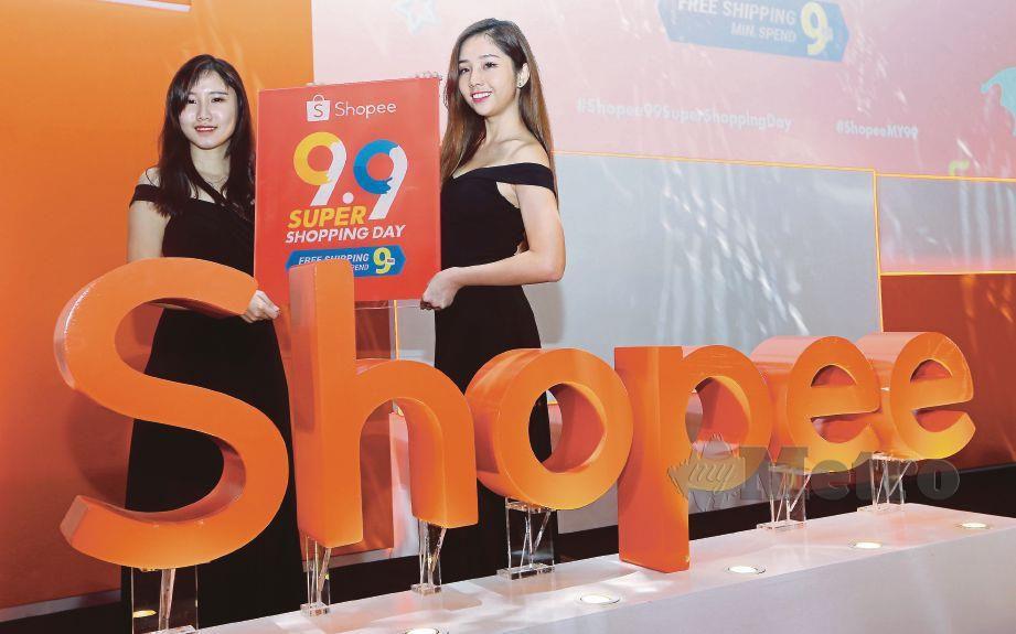 KEMPEN 9.9 Super Shopping Day beri penjimatan kepada pembeli. FOTO Owee Ah Chun