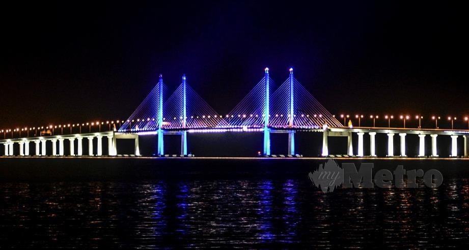 Jambatan Pulau Pinang.