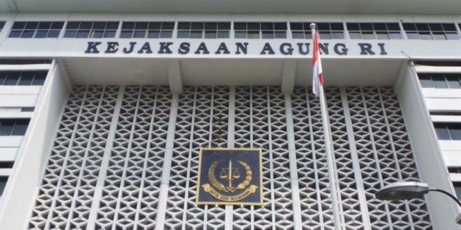 PEJABAT Peguam Negara Jakarta. FOTO Kompas.com