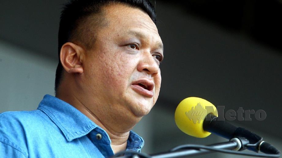 TUANKU Syed Faizuddin Putra Jamalullail. FOTO arkib NSTP