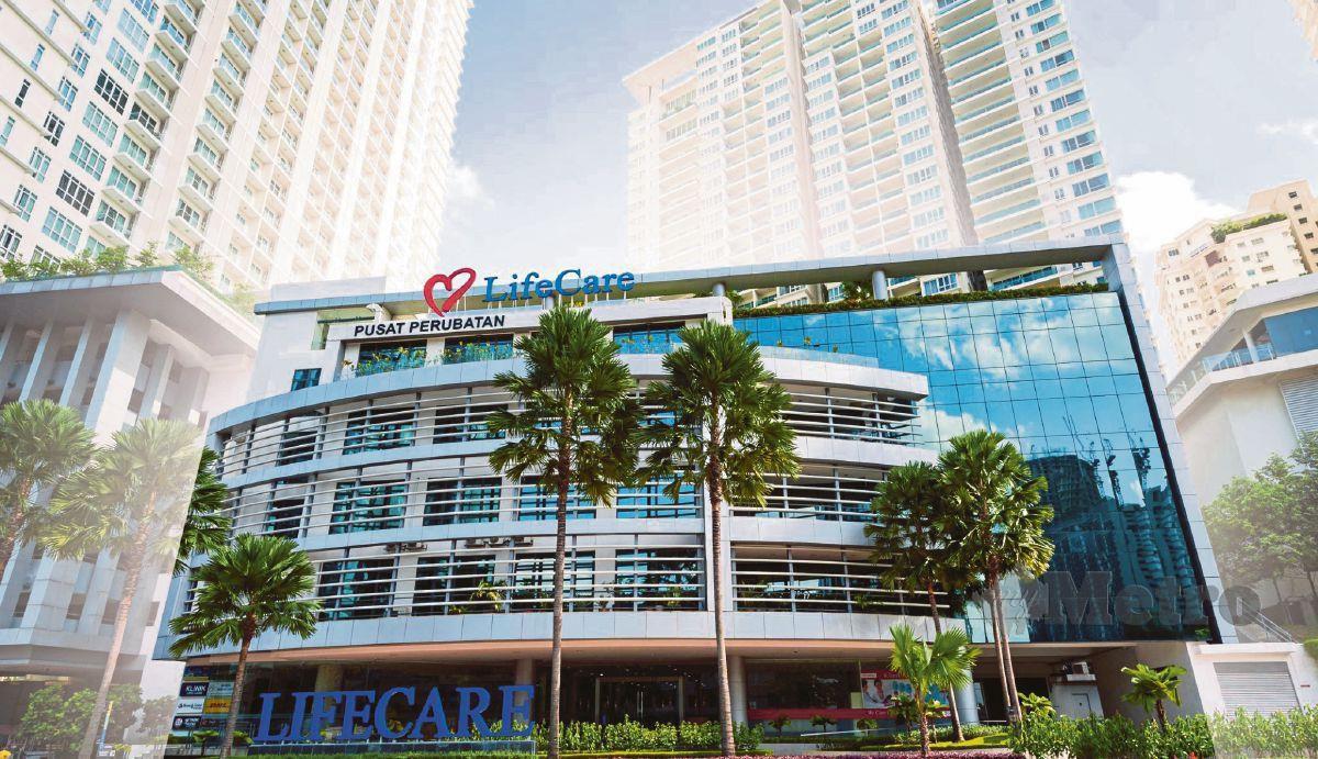 LIFECARE Diagnostic Medical Center membeli pusat beli-belah SS2 dari  DK-MY Properties Sdn Bhd.