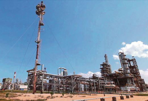 BASF Petronas Chemicals.