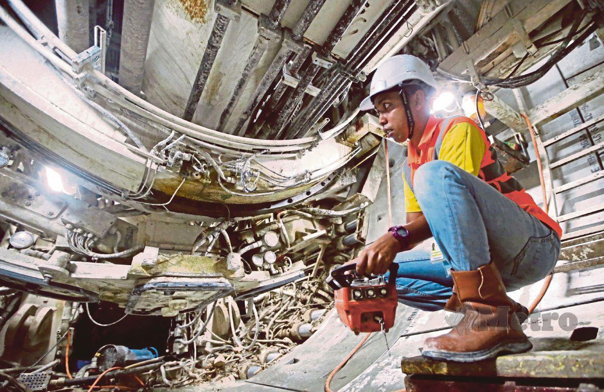LALUAN MRT Putrajaya adalah laluan kedua di bawah projek MRT Lembah Klang.