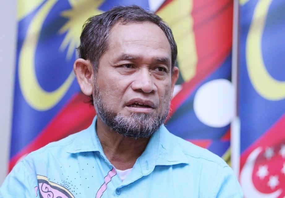 PEMANGKU Setiausaha PABM, Abu Hanapah Ismail. - Foto Mohd Khairul Helmy Mohd Din