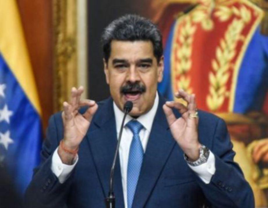 MADURO gesa wanita di Venezuela melahirkan enam anak. FOTO Agensi