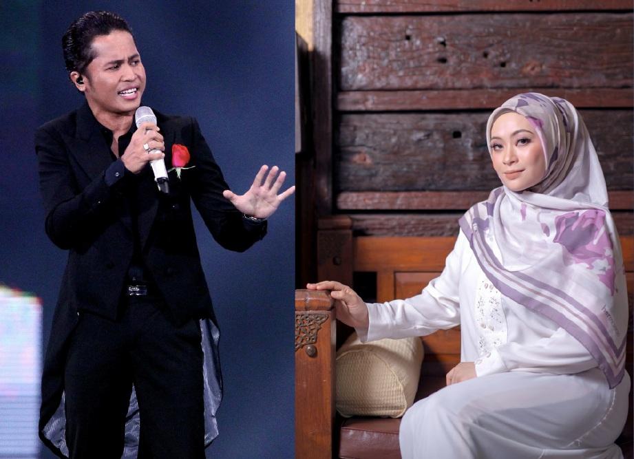 HAFIZ dan Adira pernah berduet untuk lagu Ombak Rindu dan Untuk Kita.