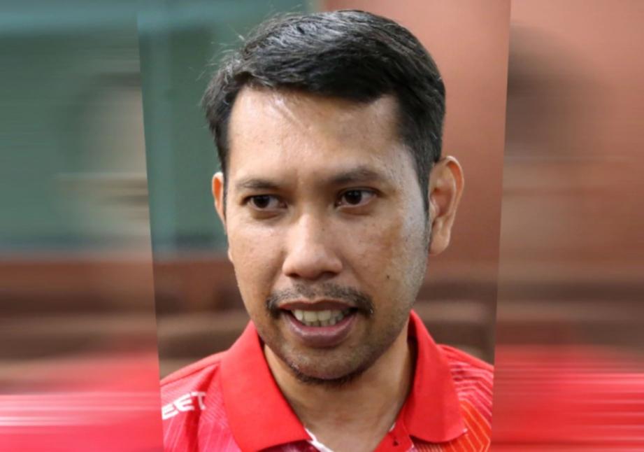 BEKAS pemain perseorangan kebangsaan, Roslin Hashim akui Malaysia ada kelebihan. - Foto Eizairi Shamsudin