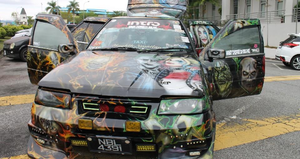 Belanja RM40,000 solek kereta jadi Joker [METROTV] 1