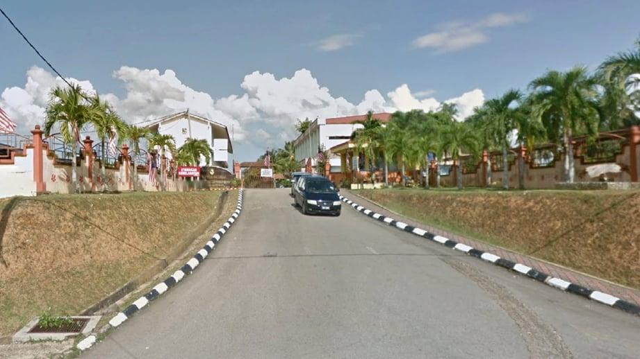 SMK Pengkalan Berangan, Marang. FOTO Google Maps