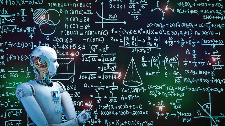 KECERDASAN Buatan (AI) akan melakukan carian berasaskan kepada 'algorithm' pengguna di laman sosial.