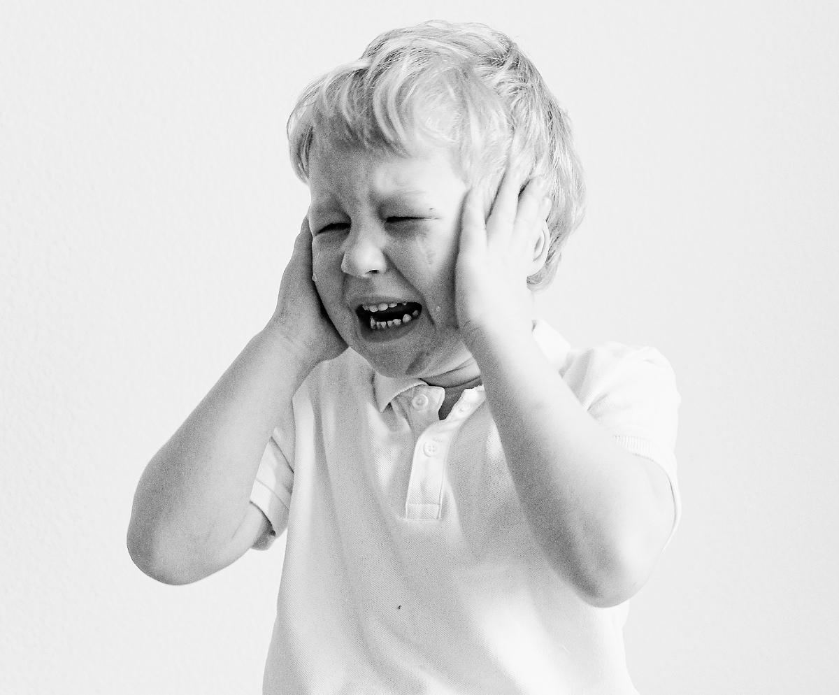 MUDAH marah antara gejala awal penyakit mental dalam kalangan kanak-kanak. - FOTO Google