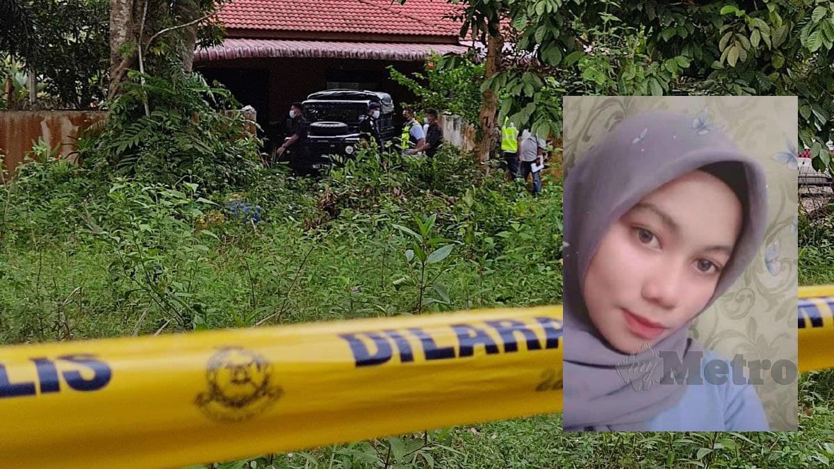Siti Nur Surya yang maut dibunuh rakannya sendiri.