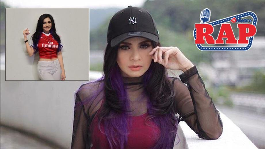 Single baru Zizi bertajuk Nak Ke Tak Nak beri impak. FOTO IG ZIZI