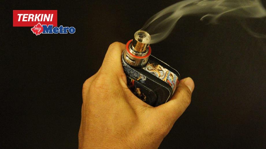 Penggunaan E-rokok lebih selamat dan kurang toksik berbanding rokok tembakau biasa - Penyelidik