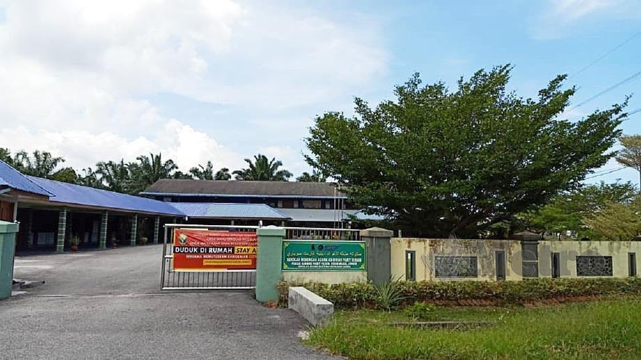 SEKOLAH Arab Parit Subari atau kini dikenali dengan nama Sekolah Menengah Agama Addiniah.