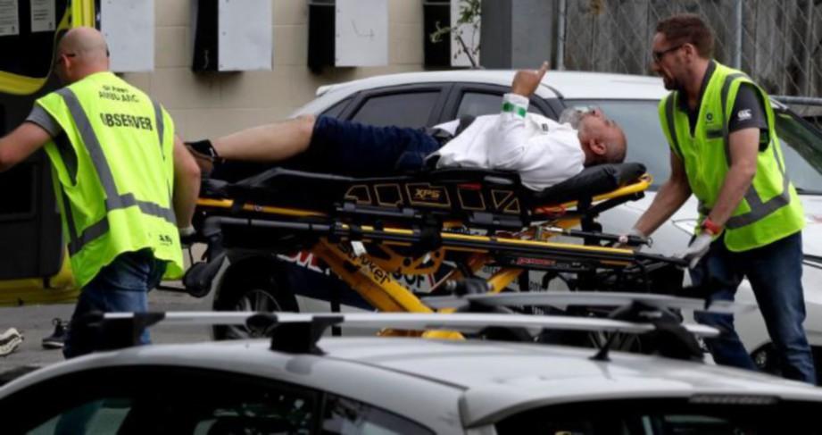 Video Penembakan Di Masjid New Zealand Wallpaper: Tembakan Dalam Masjid Di New Zealand