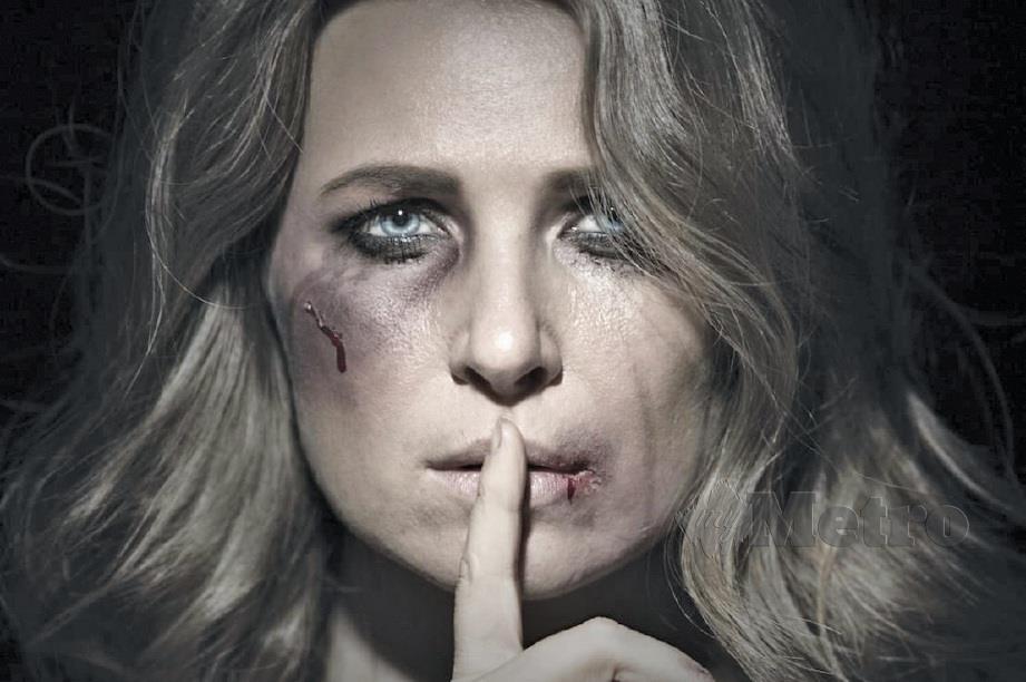MASYARAKAT perlu peka sekiranya keganasan rumah tangga berlaku di sekeliling mereka.