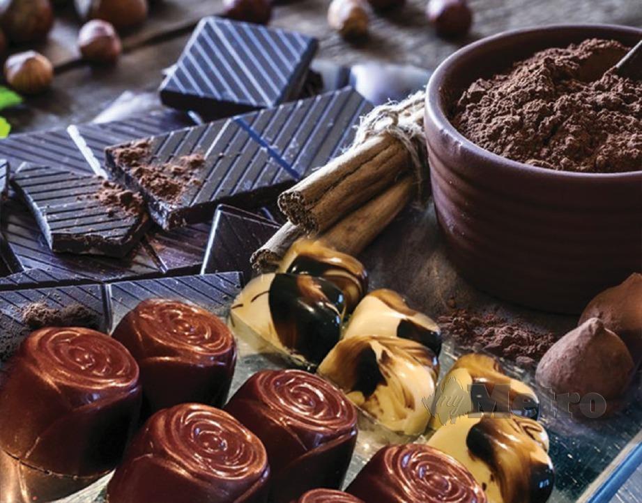 Coklat Hitam Pilihan Terbaik Harian Metro