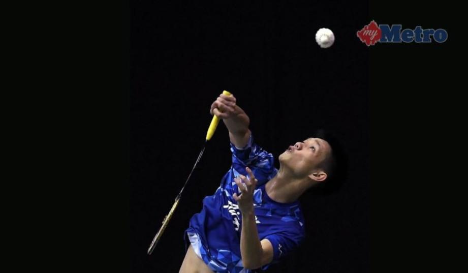DAREN mara ke pusingan ketiga Kejohanan Dunia. FOTO/FAIL